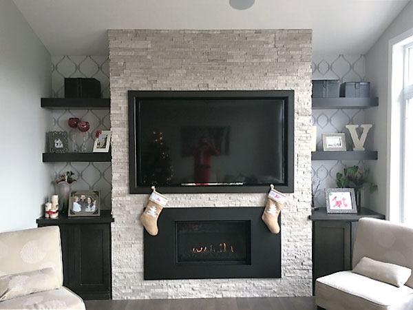 custom stone fireplaces. Stone Fireplaces Custom  J Masonry